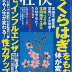 2014年3月号「壮快」にムクナ豆が紹介されました。